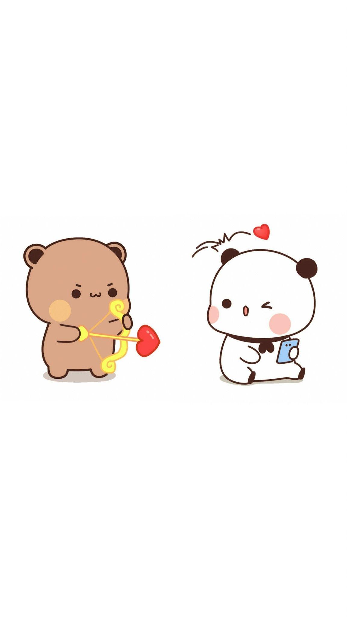 Ghim của 지희 김 trên 스티커 trong 2020 | Đang yêu, Động vật, Ảnh tường cho điện  thoại