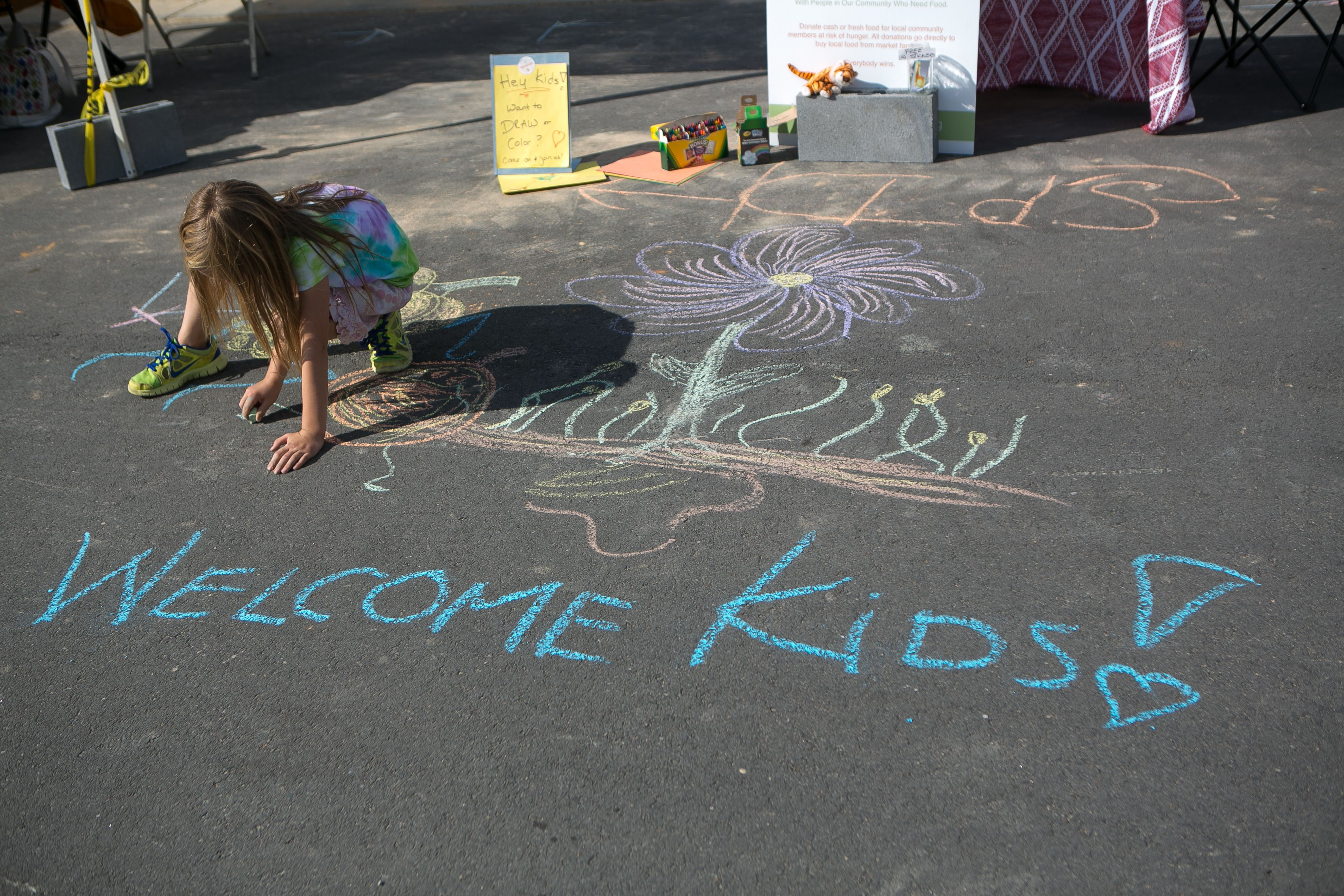 Kids Welcomed at the Briar Chapel Pepper Festival