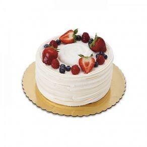 Vanilla Chantilly Fruit Cake In Shimla670