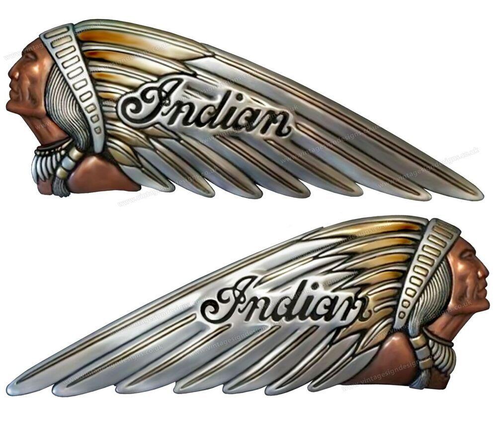 Pin On Indian Motorcycle Vinyl Stickers [ 847 x 1000 Pixel ]
