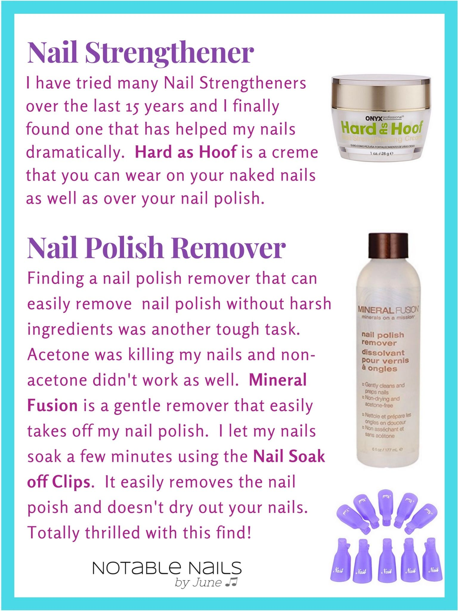 Here Are Some Great Tips For Nail Health I Ve Found A Great Gentle Nail Polish Remover That Is Really Effective I Color Street Nails Nail Health Color Street