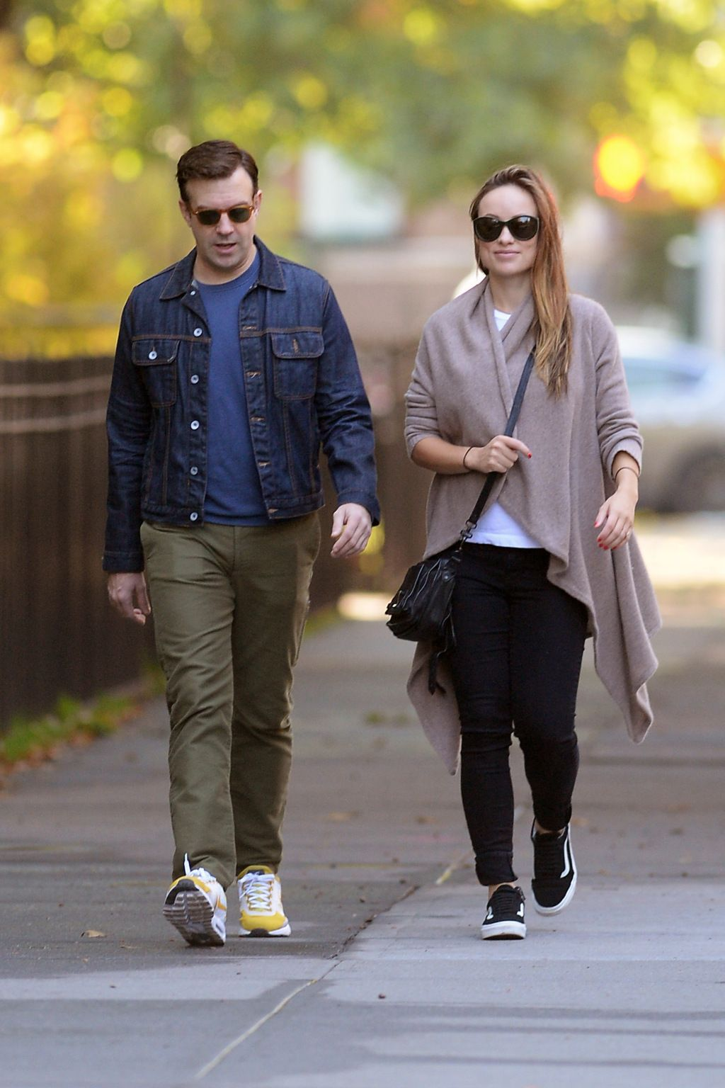 Olivia Wilde And Jason Sudeikis Step Out After Baby Olivia Wilde Jason Sudeikis Stylish Men