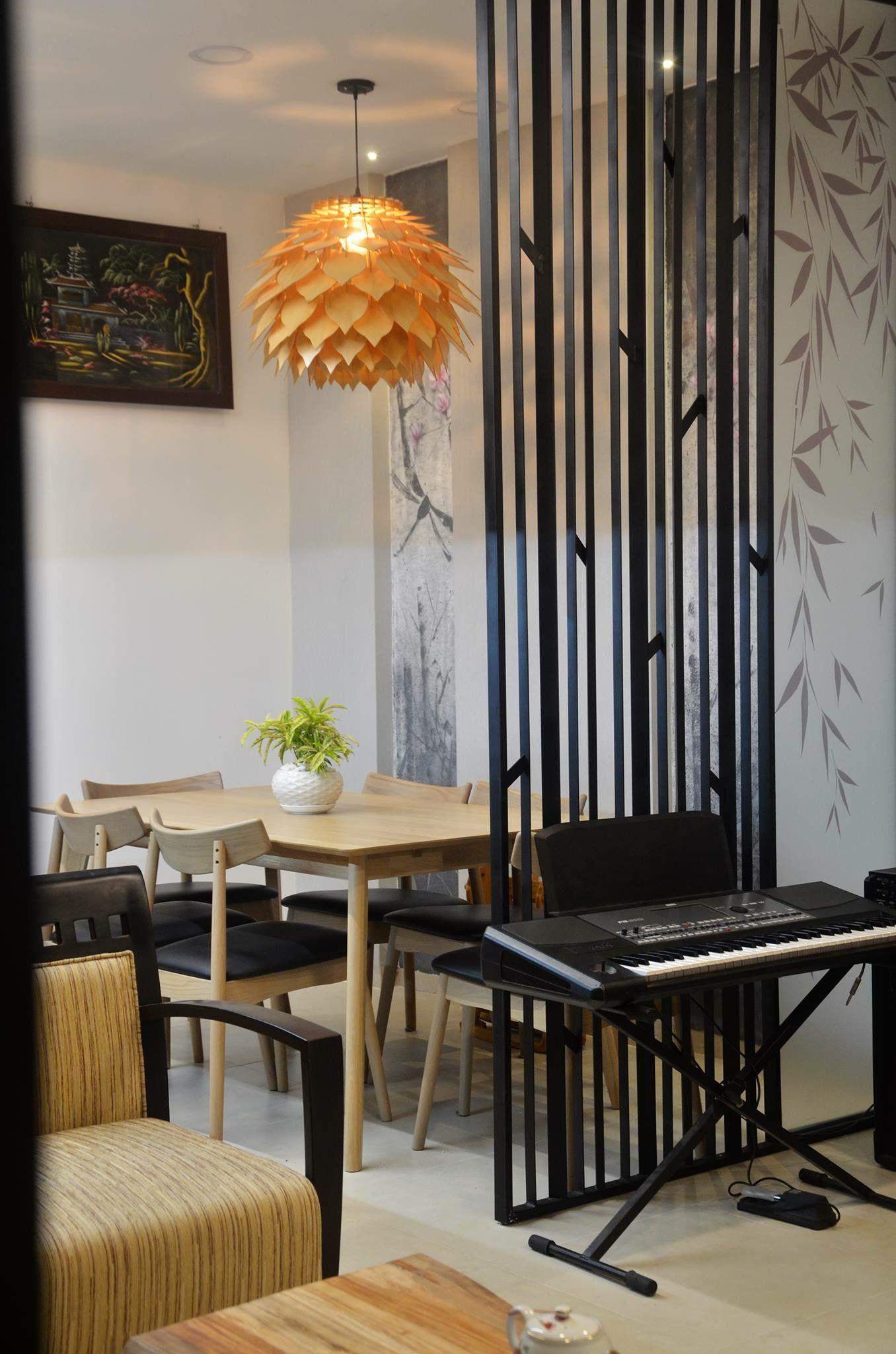 Nội thất nhà phố phong cách zen thiết kế 88 design zen house