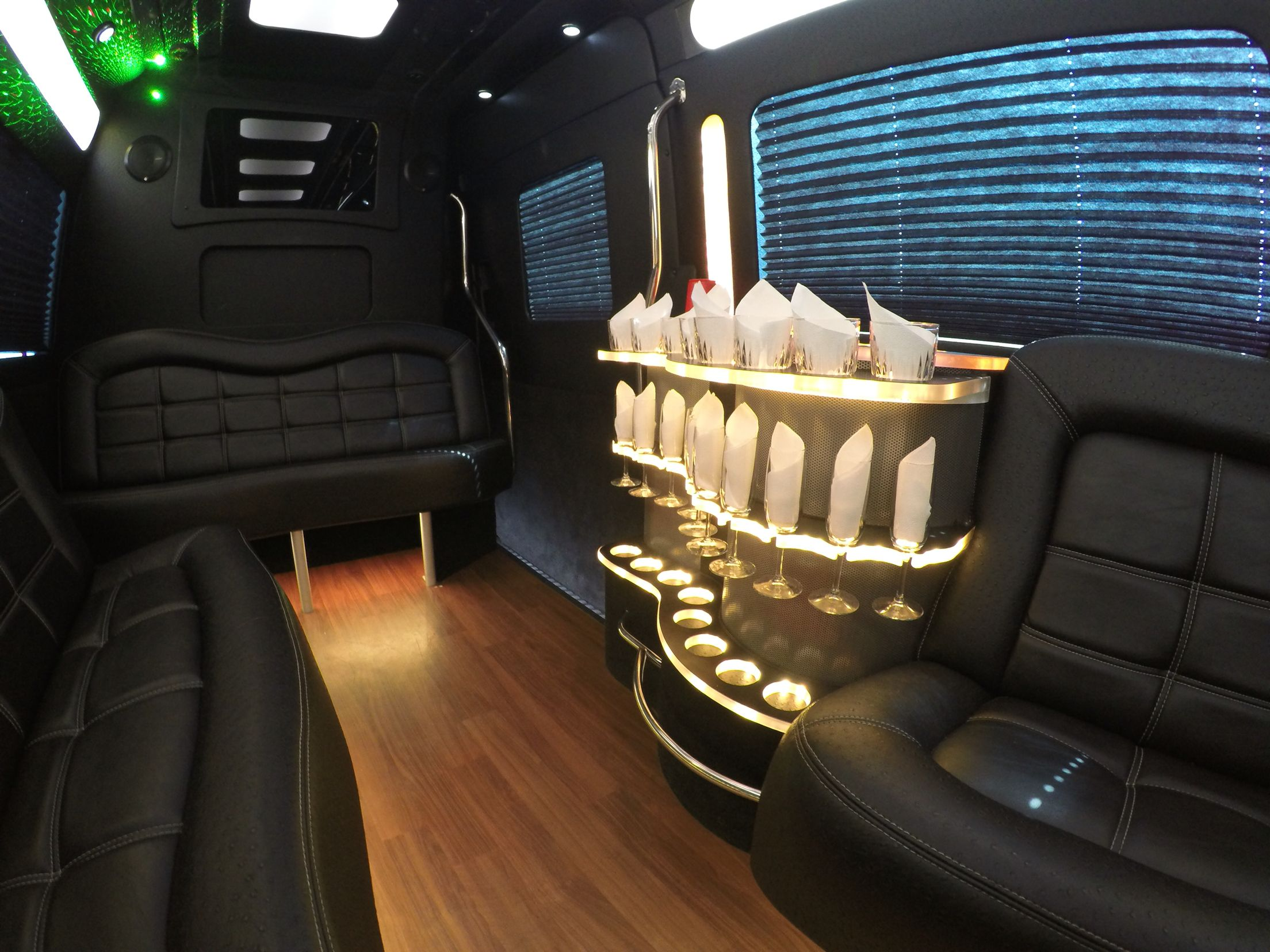 Limo Service In Long Beach Party Bus Limousine Rental With Images