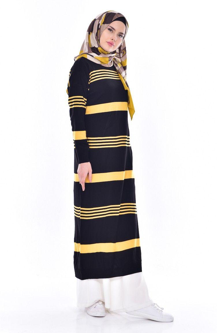 Triko Kazak Elbise Modelleri Ve Fiyatlari Tesettur Giyim Sefamerve Triko Giyim Kazak Elbise