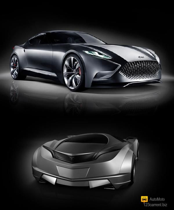 Awesome Concept Cars - 3 PHOTO!