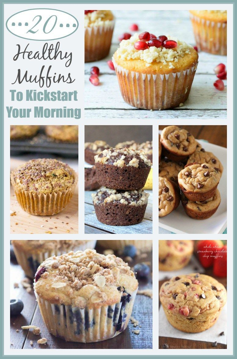 20 healthy muffin recipes bake and taste in no time