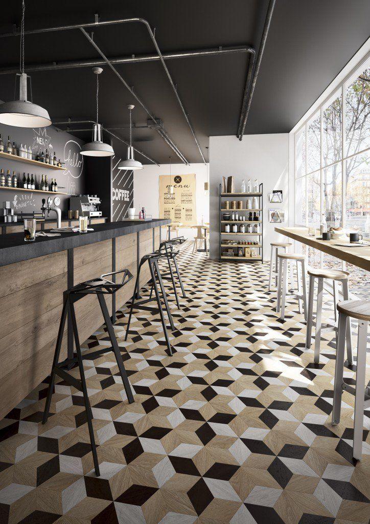 Patronen vloer vinyl - Moduleo Moods Public interiors Pinterest - maison france confort brignoles