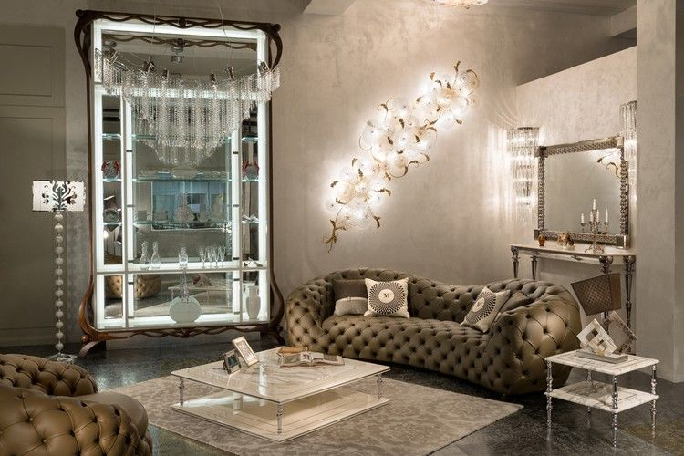 Salon Design - 50 Ideen für trendige Möbel im Jahr 2015 von ...