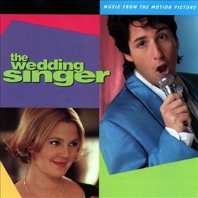 The Wedding Singer Soundtrack Pinterest