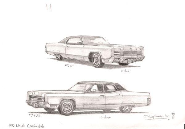 1971 lincoln town car