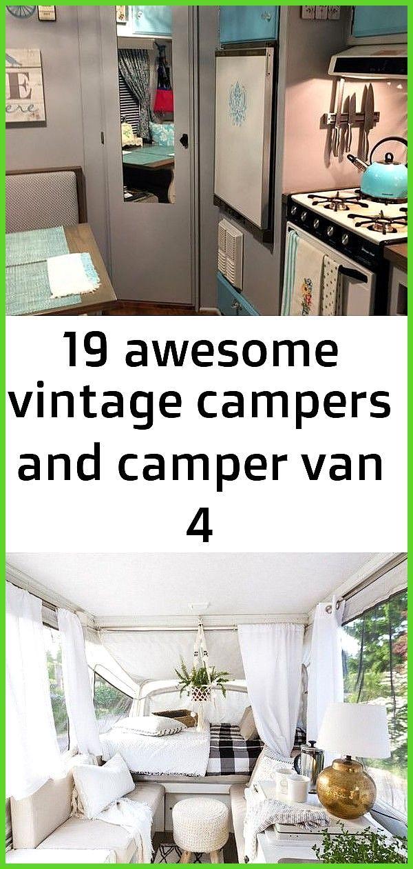19 awesome vintage campers and camper van 4 75 Current Minimalist Living Room Designs livingroomide