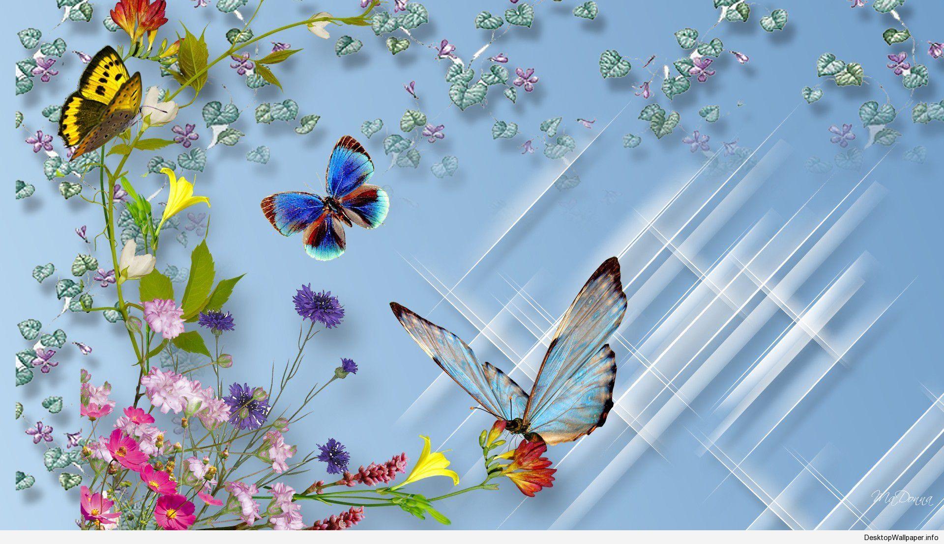 Butterfly 3d Wallpaper Http Desktopwallpaper Info Butterfly 3d Wallpaper 7347 Butte Butterfly Wallpaper Wallpaper Nature Flowers Purple Flowers Wallpaper