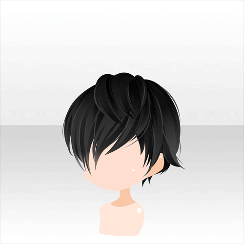 アニメの毛, 髪のスケッチ, スケッチ