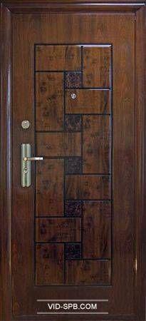"""Стальная дверь """"L&S"""": модель """"LS-23"""""""