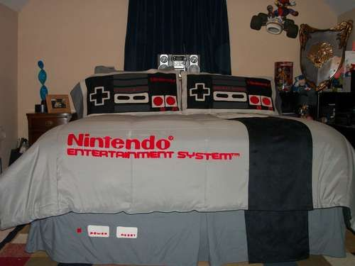 Nes Bedding Set Bedding Sets Weird Beds Bed