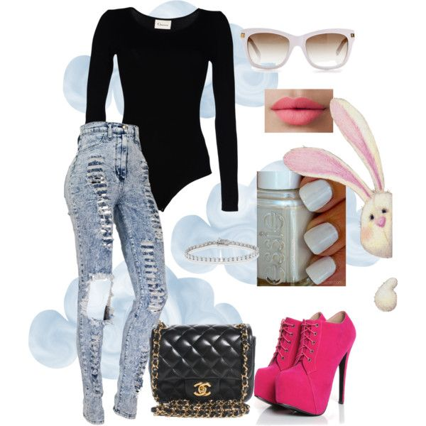 """""""OutfitToday"""" by clauzzenlms on Polyvore"""