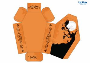 printable halloween decorations supplies free templates brother - Halloween Decorations Printable