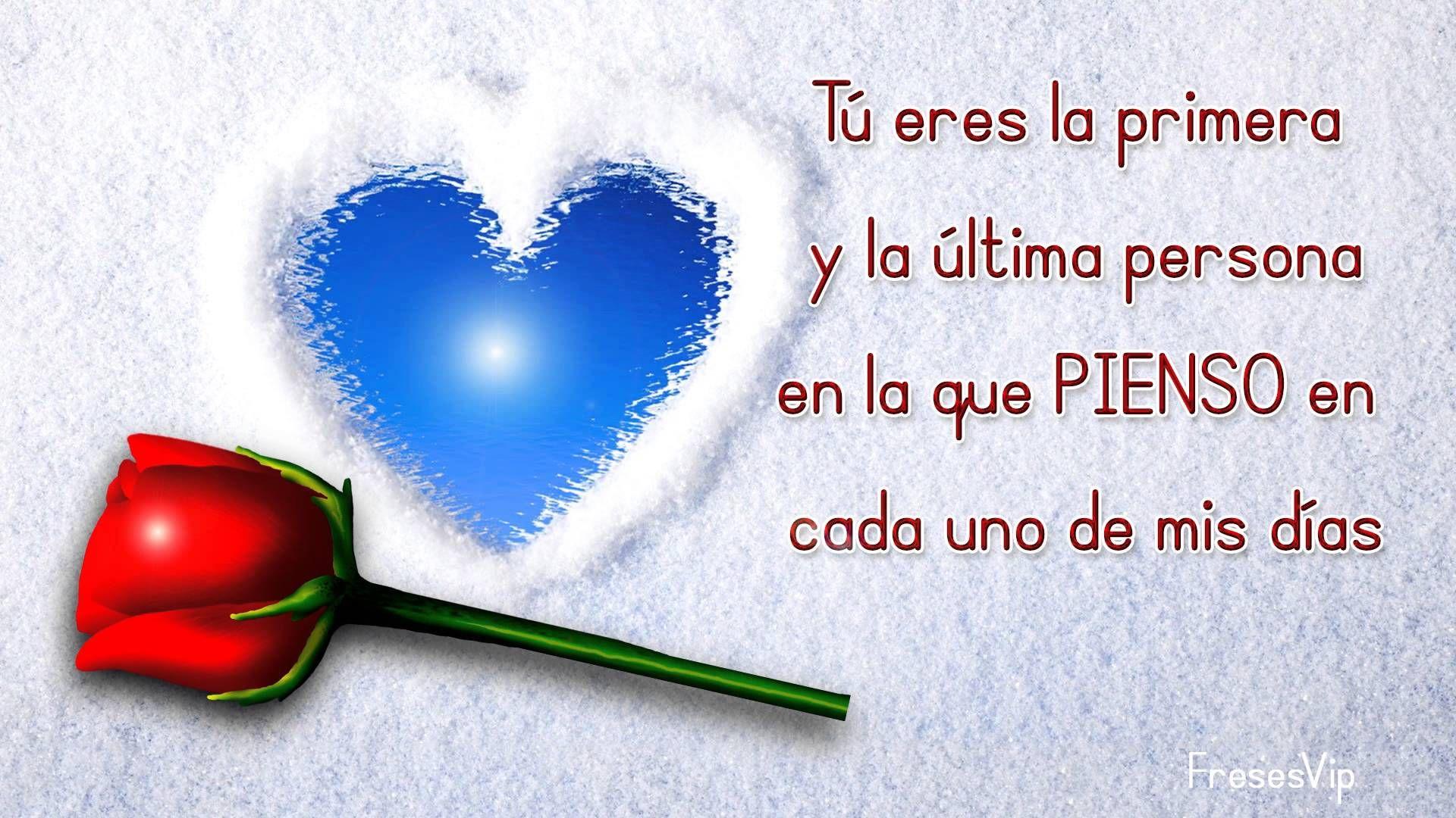 Frases De Amor Para San Valentin Con Imagenes Bonitas De Corazon Y