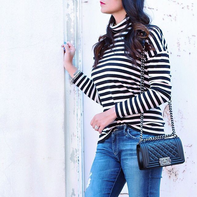 Black ✖️ White currently on SMT  @liketoknow.it www.liketk.it/2kUiD #liketkit
