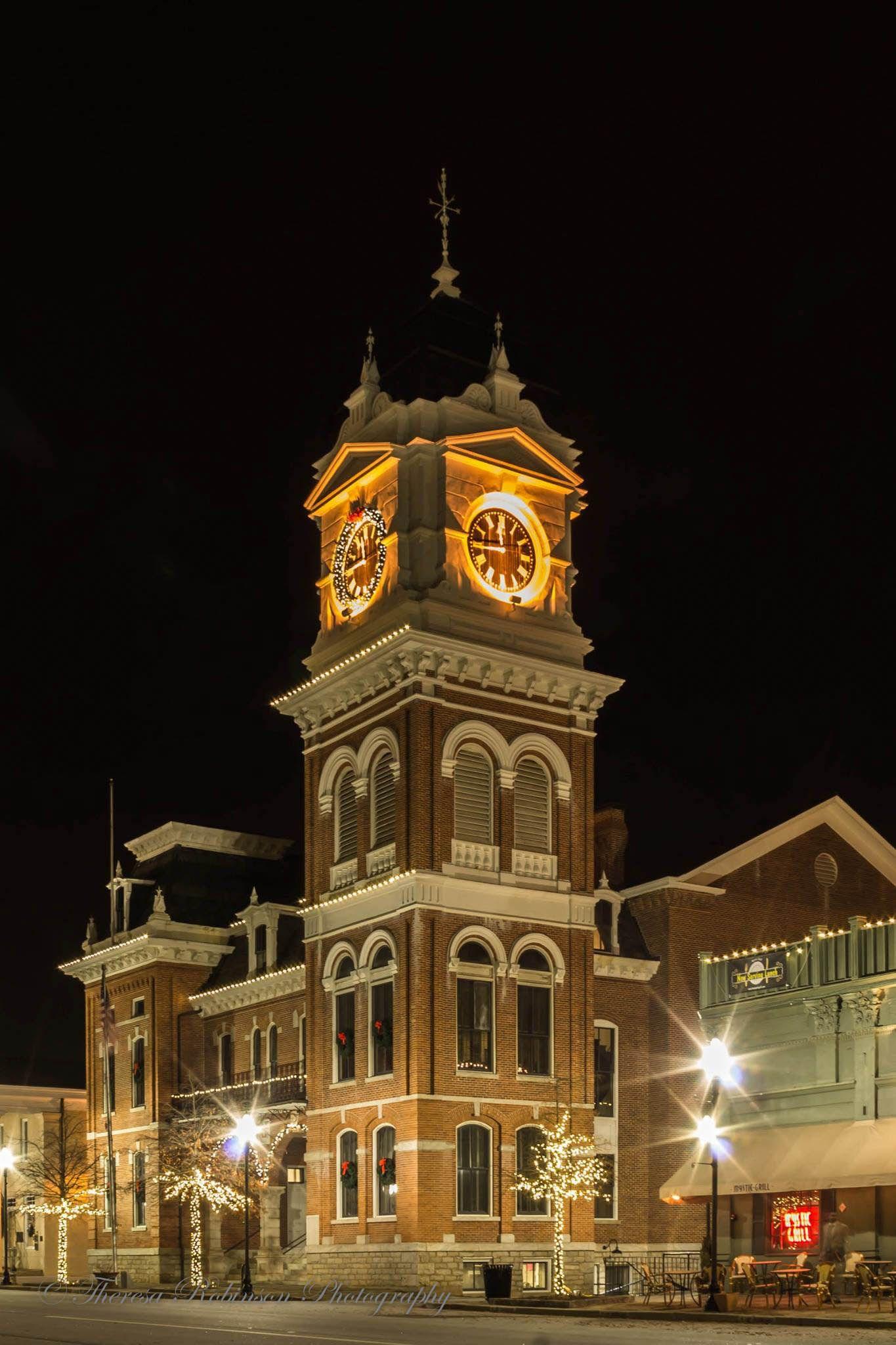 Newton County GA Courthouse