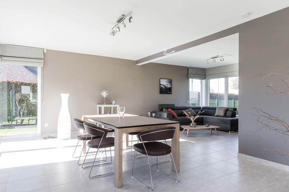 Interieur Maison Modern : Décoration intérieur d une maison moderne maison contemporaine t
