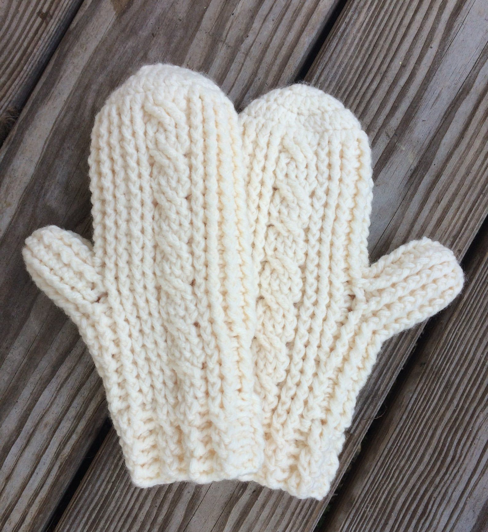 Crochet Pattern Cabled Mitten Pattern Only Cable Winter Mitten Pattern Crochet Mitten Pattern Cabled Mitten Pattern Crochet Pdf Pattern Crochet Mittens Pattern Crochet Baby Mittens Mittens Pattern