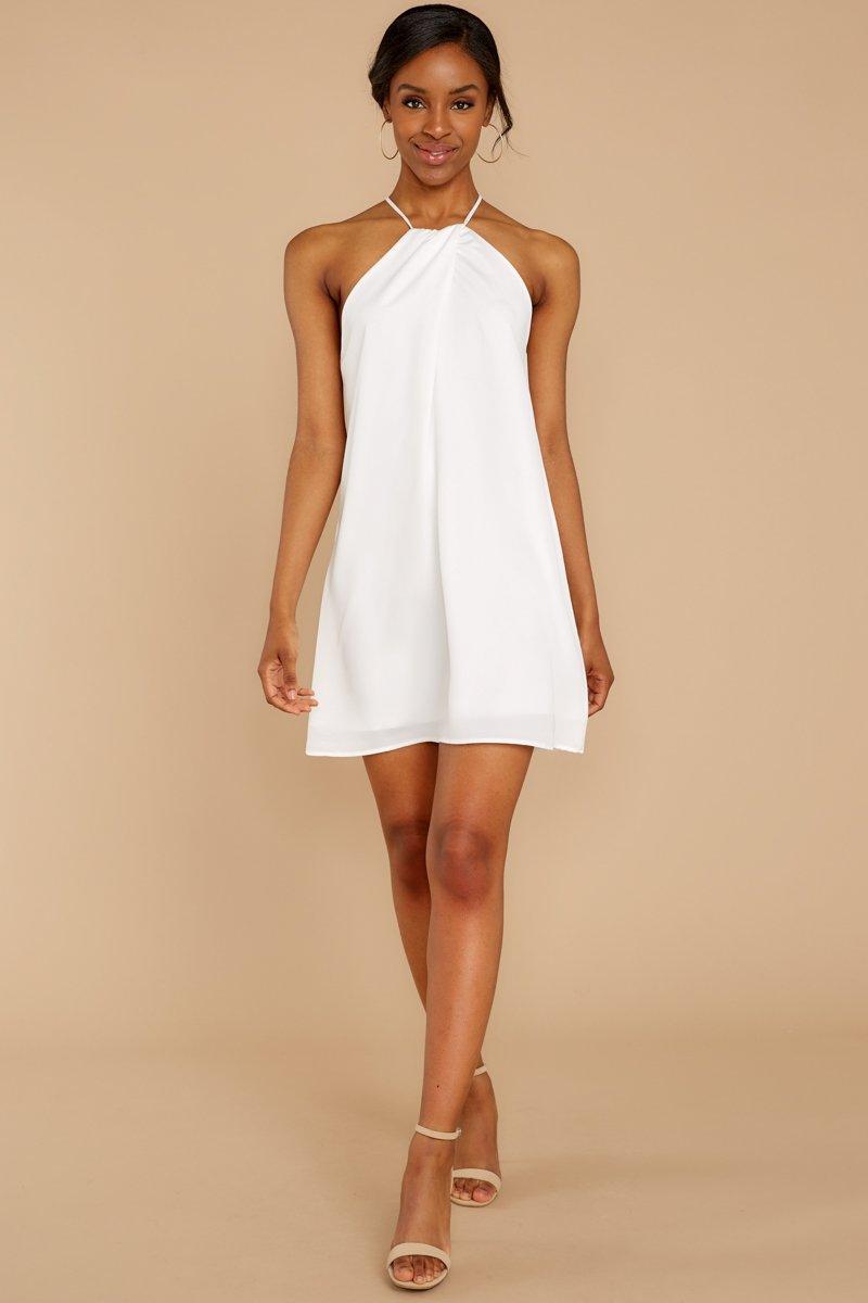 Sleek White Halter Dress Short White Sun Dress Dress 46 00 Red Dress White Halter Dress Short White Dresses Graduation Dresses,Traditional Indian Wedding Dresses For Men