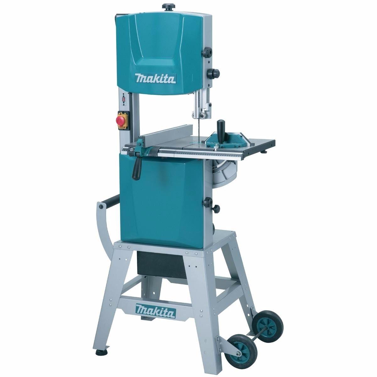 Sierra Sin Fin Makita Lb1200 De 900 W Para Madera Uso Profesional Industria Maquinas Para Carpinteria Herramientas Makita Herramientas Manuales De Carpintería