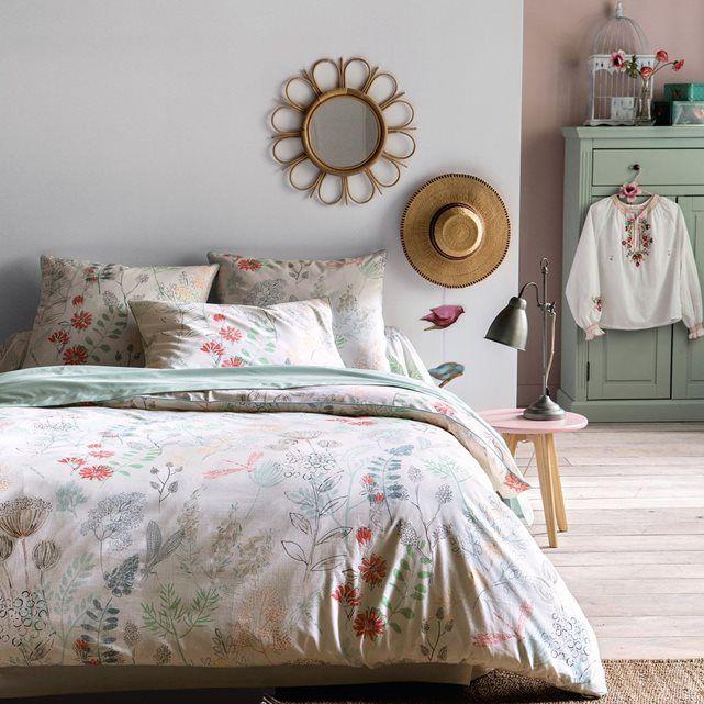 housse de couette imprim e botany la redoute interieurs architecture pinterest couette. Black Bedroom Furniture Sets. Home Design Ideas