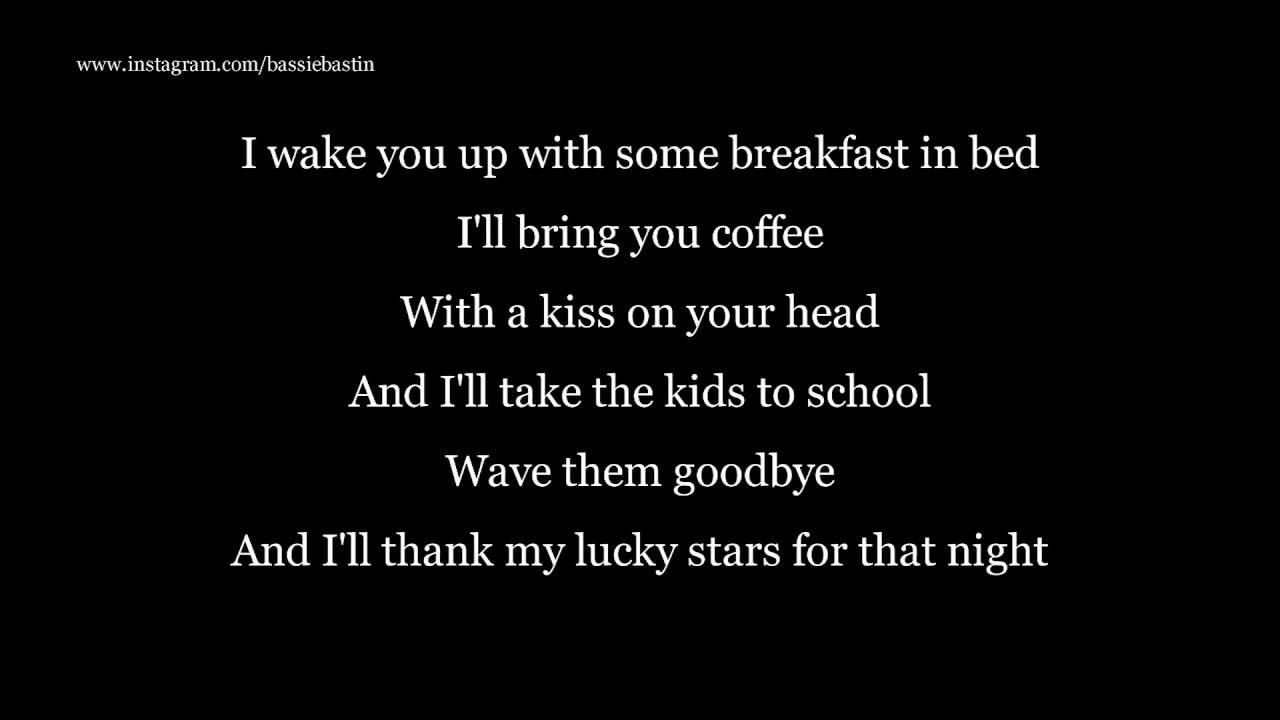 James Arthur - Say You Won't Let Go   For her   Music lyrics, Lyric