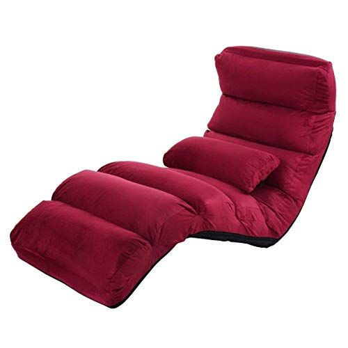 Brilliant Giantex Folding Lazy Sofa Chair Stylish Sofa Couch Beds Pabps2019 Chair Design Images Pabps2019Com