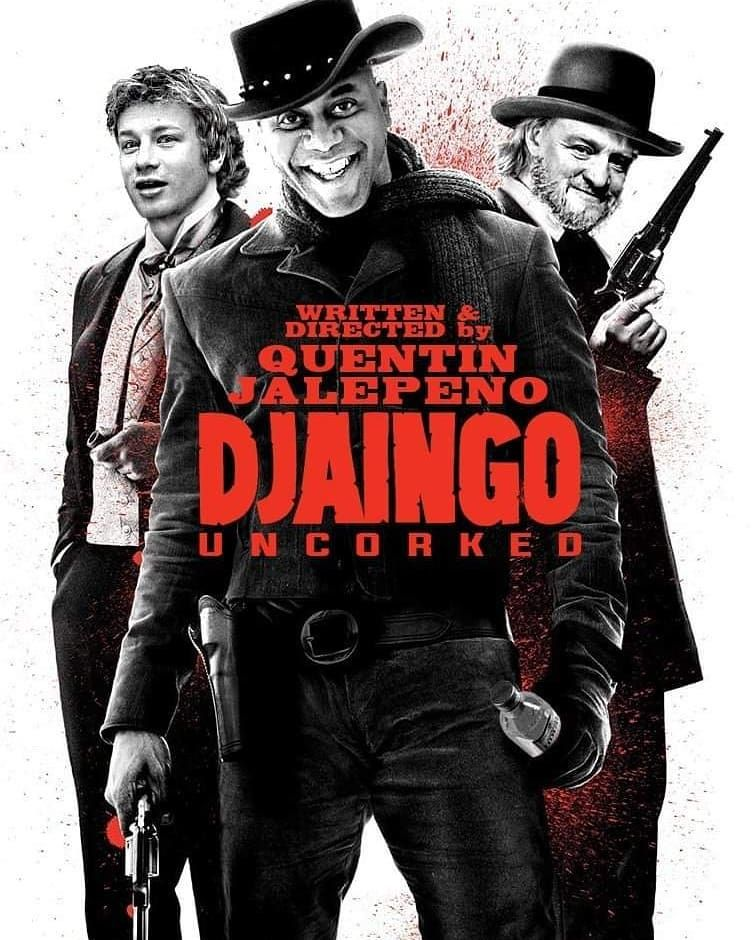 Ainsley Harriot On Instagram You Ve All Been Extra Spicy This Year Have A Spicy New Year Cinema Film De Guerre Django Dechaine