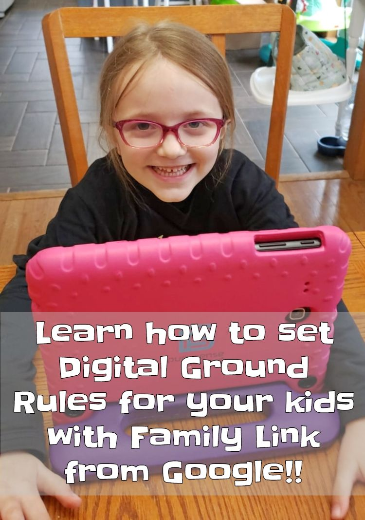 Setting Digital Ground Rules with Family Link from Google