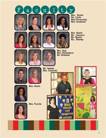 elementary yearbook page ideas google search yearbook ideas