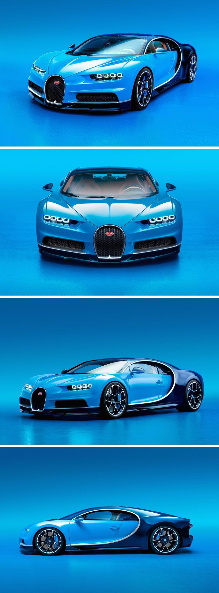 Bugatti's $2.6 million Chiron is the new fastest car in the world