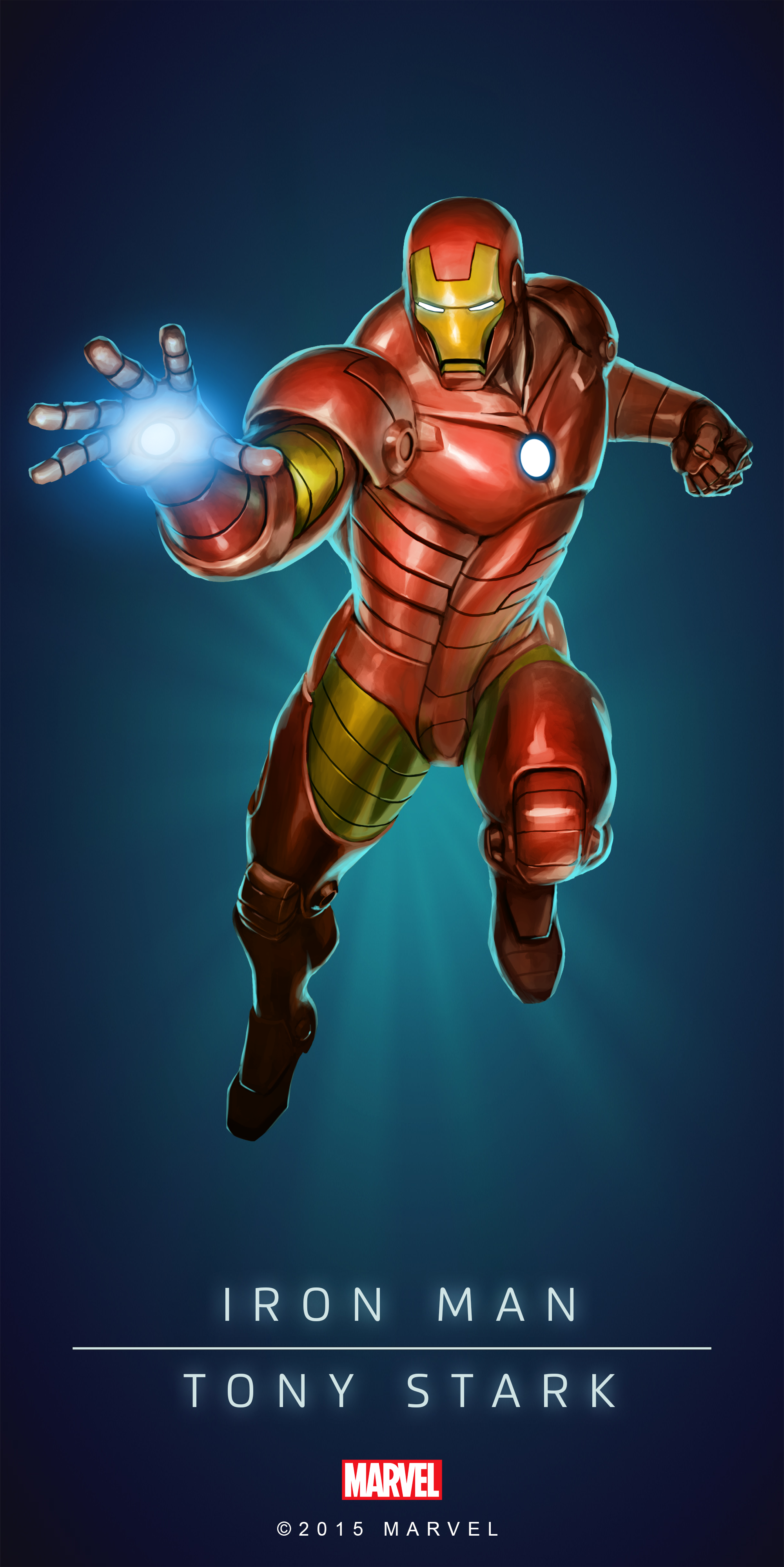 iron #man #fan #art. (iron man - tony stark - model 35 in: marvel's
