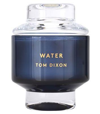 Bougie parfumée Scent Water - Large Large - Bleu - Tom Dixon