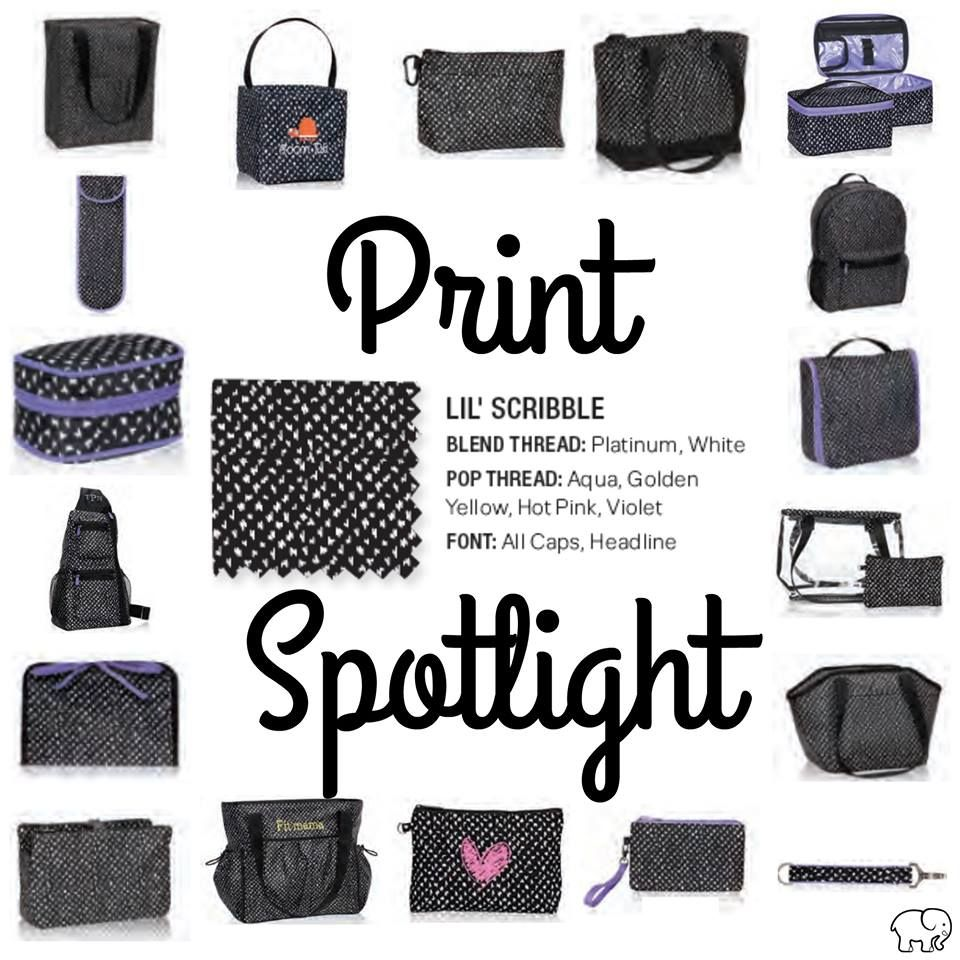 Thirty one november customer special 2014 - Print Spotlight For Spring Summer 2017 Thirty One Lil Scribble