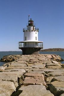 Spring Point Light South Portland Maine With Images Lighthouse