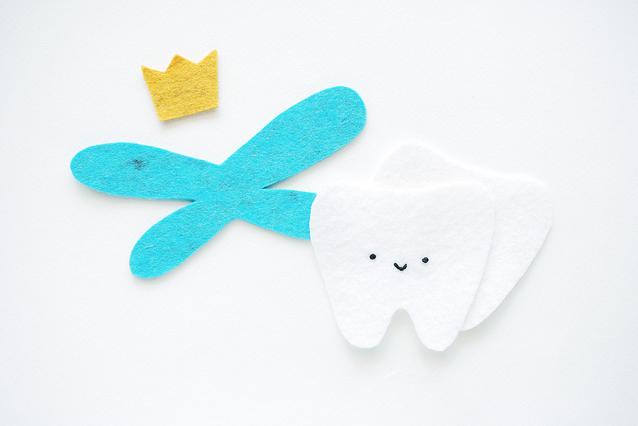 Hoy una manualidad para esos dientes de leche que se lleva el ratón Perez. | muymolon