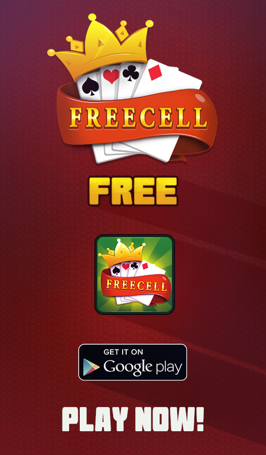 FreeCell is a solitairebased card game A true brain
