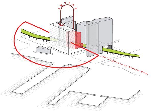 solar carve tower studio gang architects innovative. Black Bedroom Furniture Sets. Home Design Ideas