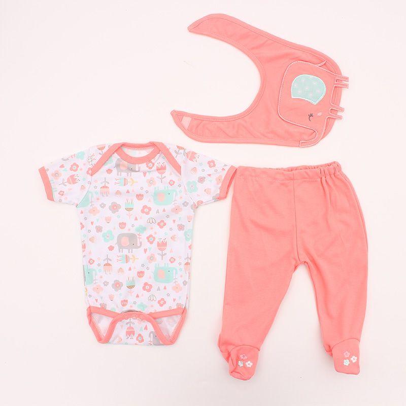 "Christmas gift Reborn baby girl doll clothes Dress 20-22/"" Newborn Dress set New"