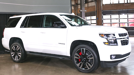 2019 Chevy Tahoe Rst Specs It Is Not A Full Strength War But