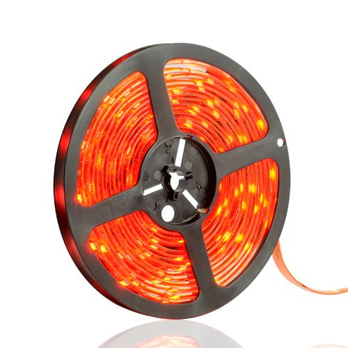 Flexible stick on red led light strip 5 meters led light bulb flexible stick on red led light strip 5 meters aloadofball Choice Image