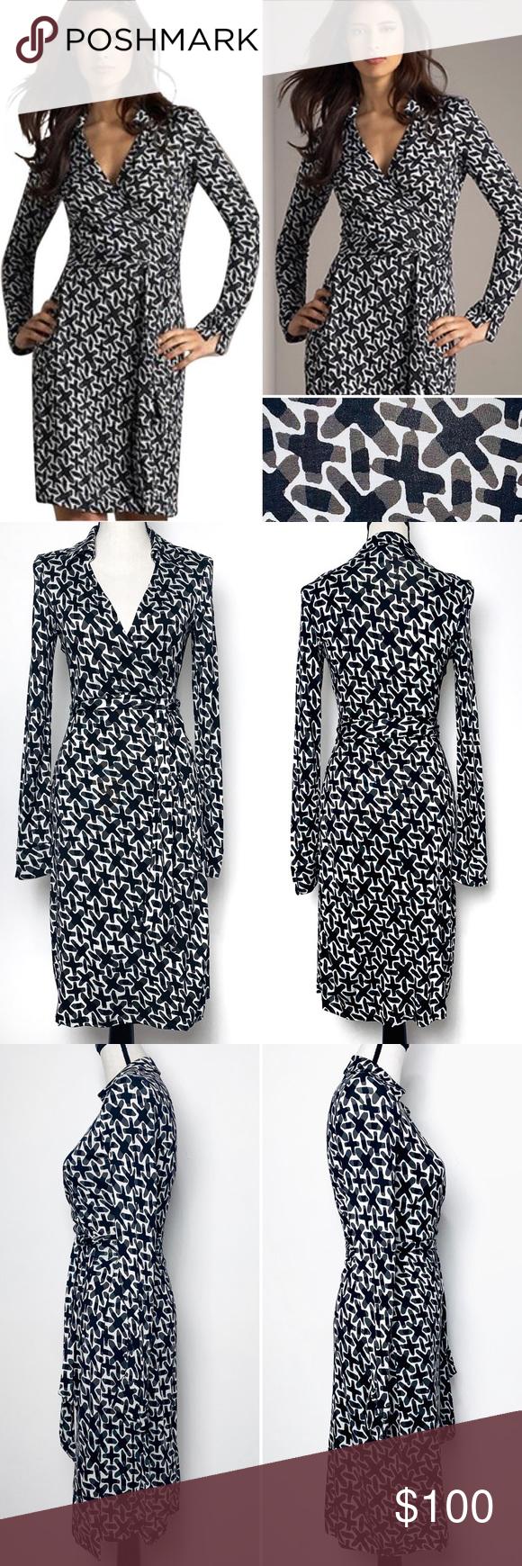 Dvf Vintage Print Reissue Jeanne Wrap Dress 4 Vintage Prints Clothes Design Fashion [ 1740 x 580 Pixel ]