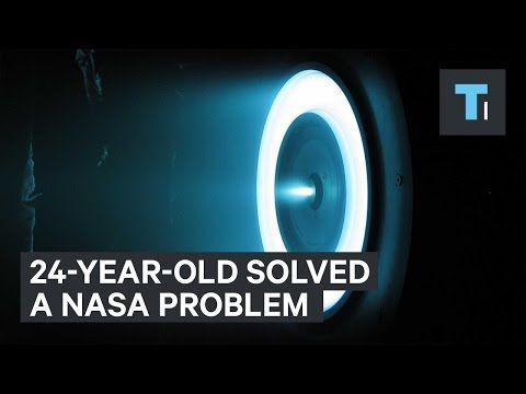 Tech Insider 24-year-old solved a NASA problem Various