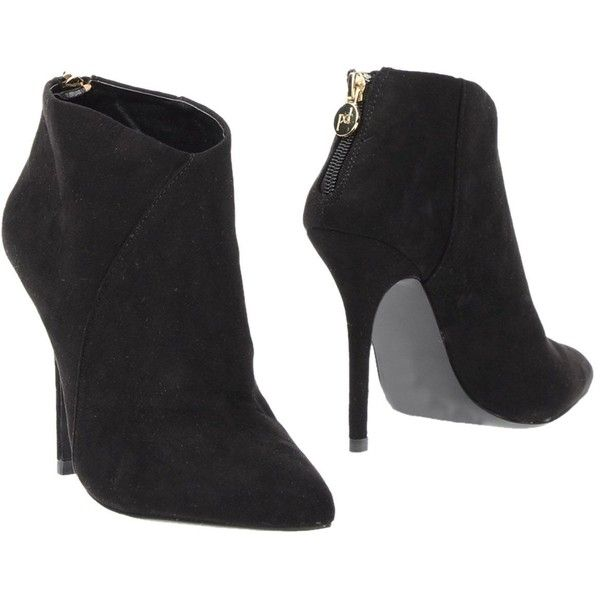 59aadd69da5 Primadonna Ankle Boots ($31) ❤ liked on Polyvore featuring shoes ...