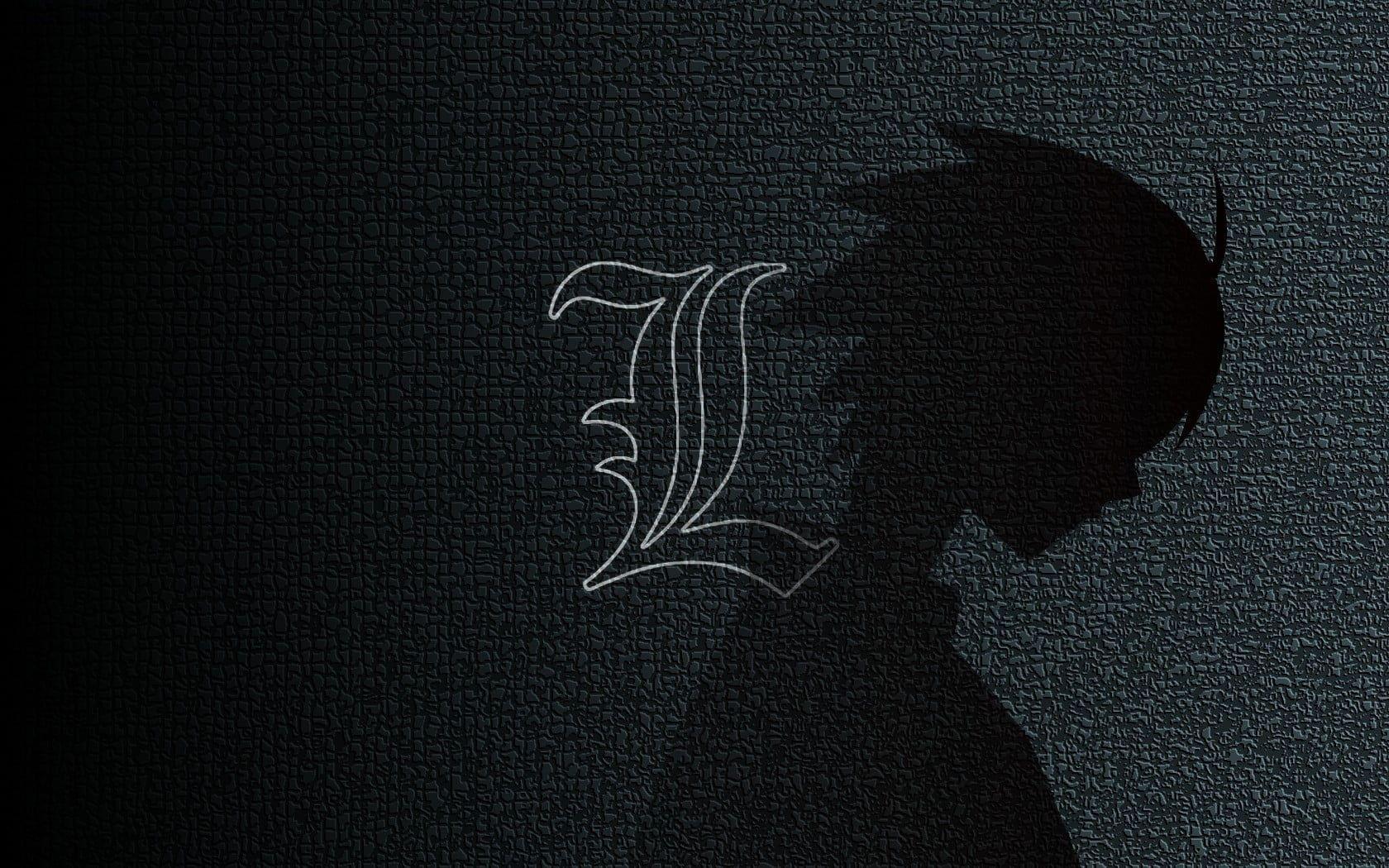 L Lawliet Death Note Lawliet L 720p Wallpaper Hdwallpaper Desktop Dovmeli Kadin Anime Kadin